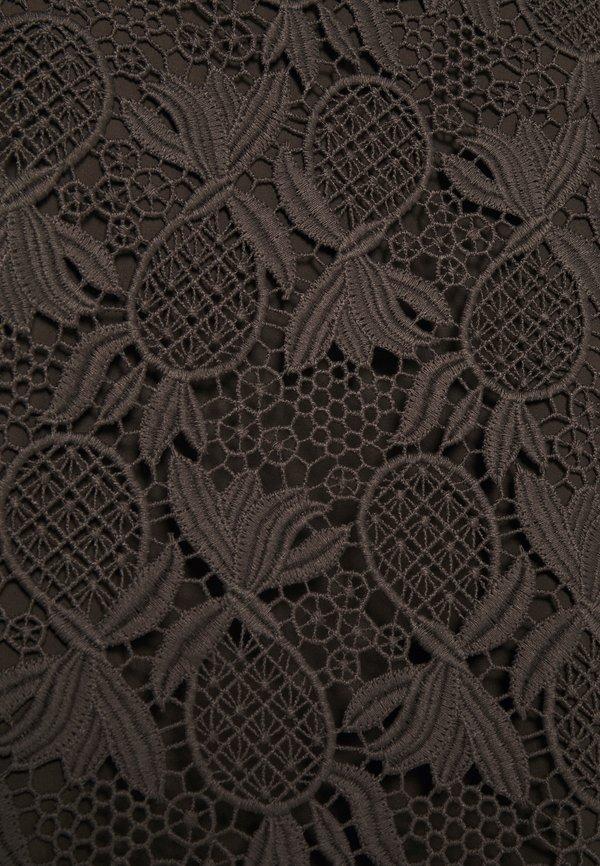 See by Chloé Bluzka - enigmatic brown/brązowy HSYJ