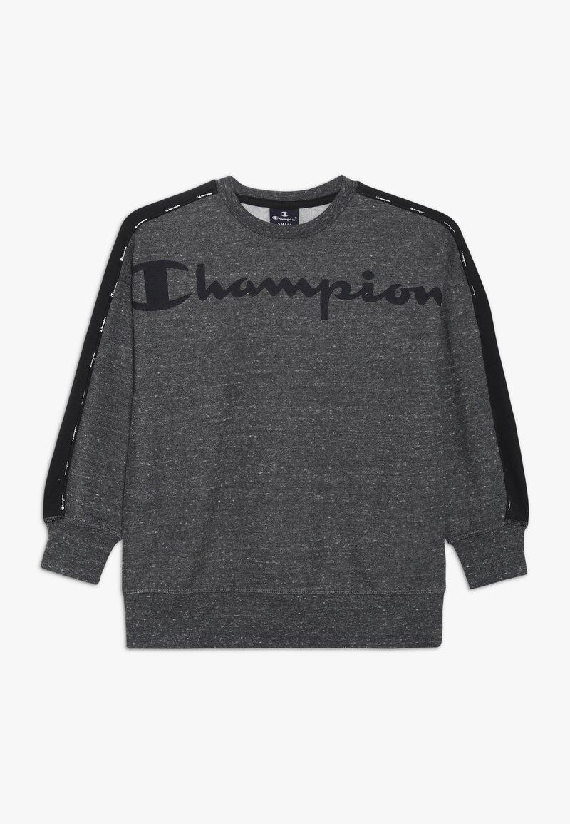 Champion - AMERICAN CLASSICS CREWNECK - Mikina - mottled dark grey