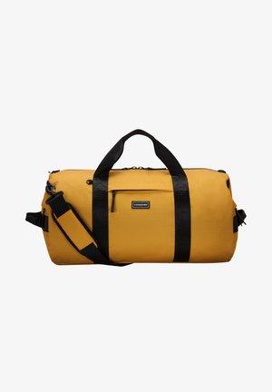 RE-CONSIGNED GARRET XL - Sac de sport - mustard
