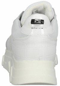 Steve Madden - Sneakers laag - white/white - 2