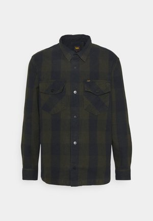 RIDER - Shirt - serpico green