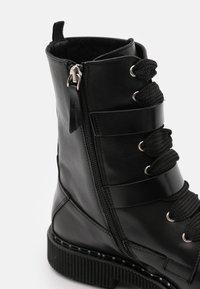 MAX&Co. - MARINAIO - Platform ankle boots - black - 4