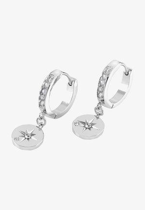 WANDERLUST - Earrings - silber