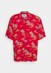 Carhartt WIP - BEACH - Shirt - etna red - 6