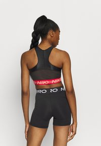 Nike Performance - TANK - Top - black/chile red/clear - 2