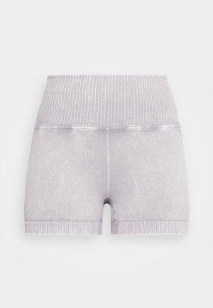 GOOD KARMA RUNNING SHORT - Collants - ice grey