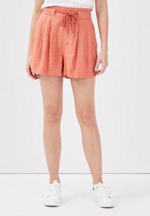 CACHE GERADE SHORTS  - Shorts - terracotta