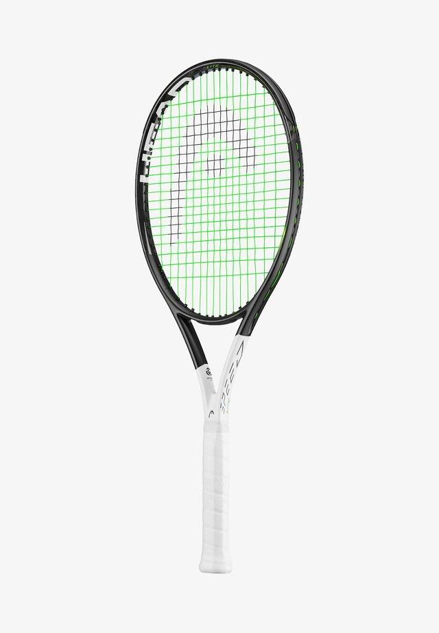 Tennis racket - weiss schwarz