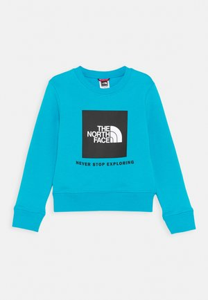 BOX CREW UNISEX - Sweater - meridian blue