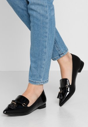 BETHANY - Mocasines - black