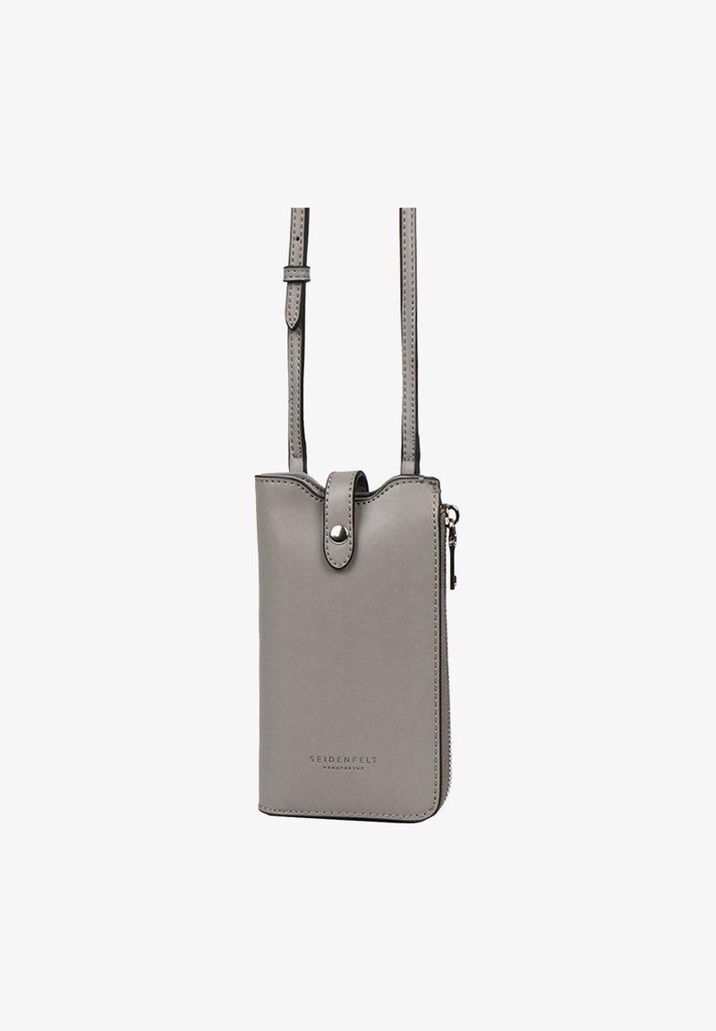 Seidenfelt - Phone case - mid grey
