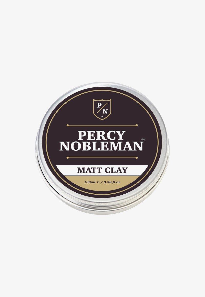Percy Nobleman - MATT CLAY - Hair styling - -