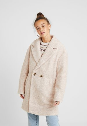 ONLNINA CELESTE COAT - Cappotto classico - shadow gray