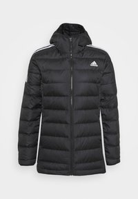 adidas Performance - ESSENTIALS DOWN - Down jacket - black - 4