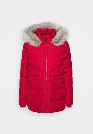 PADDED - Winter jacket - arizona red