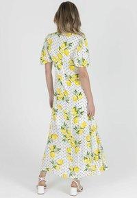 zibi London - RILEY - Day dress - gelb - 2