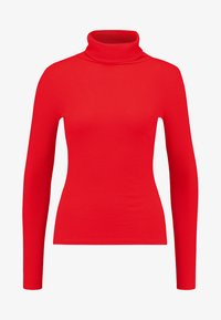 New Look - ROLL NECK - Maglietta a manica lunga - red - 3
