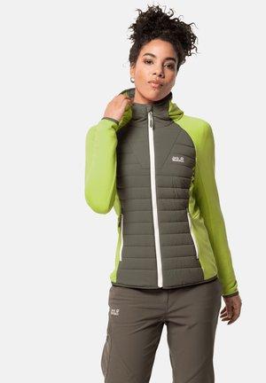 Soft shell jacket - granite