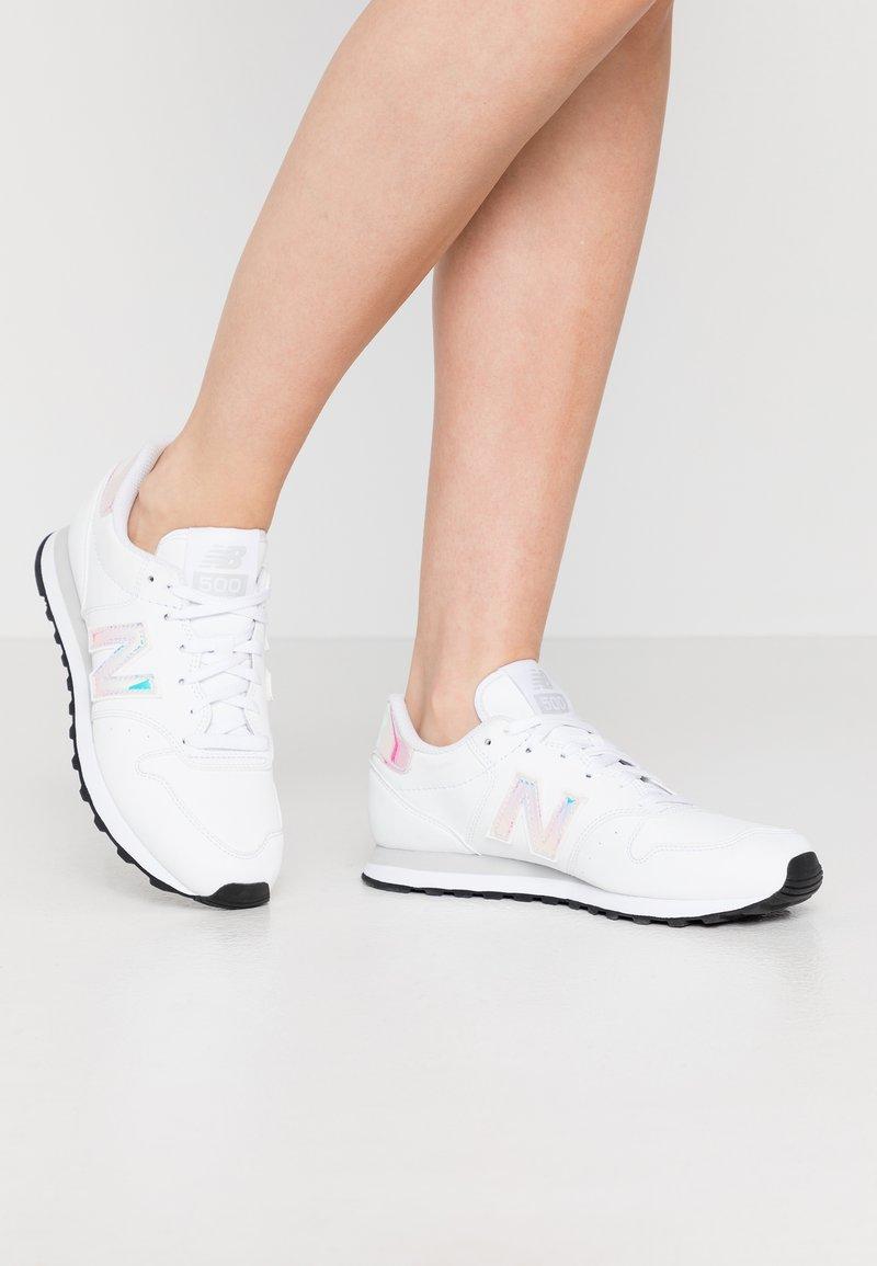 New Balance - GW500 - Sneakersy niskie - munsell white