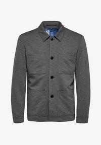 Selected Homme - Blazer jacket - light grey melange - 5