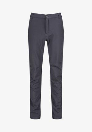 FENTON WANDER - Trousers - seal grey