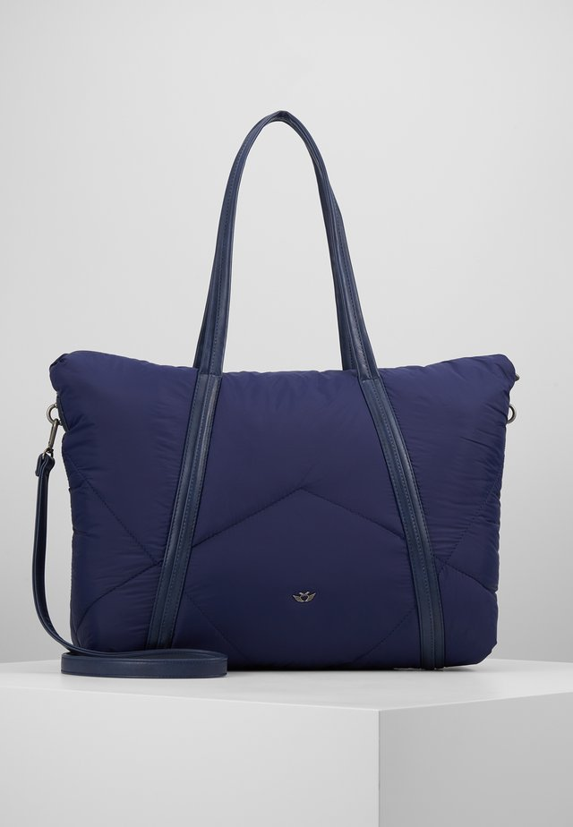 DAWN - Shopping bag - navy