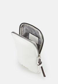 Tamaris - ALESSIA - Across body bag - white - 2