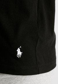Polo Ralph Lauren - 2 PACK - Camiseta interior - black - 3