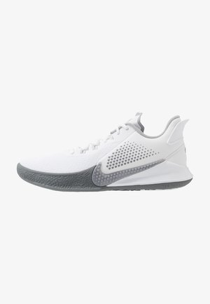 MAMBA FURY - Indoorskor - white/wolf grey/pure platinum