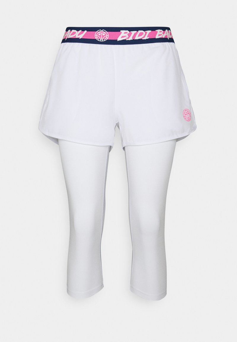 BIDI BADU - KARA TECH - Trikoot - white
