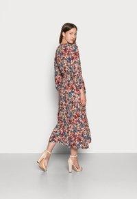TOM TAILOR - DRESS PRINTED MIDI - Maxi dress - pink big design - 2