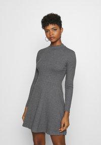 Even&Odd - Jerseykjole - dark grey - 0