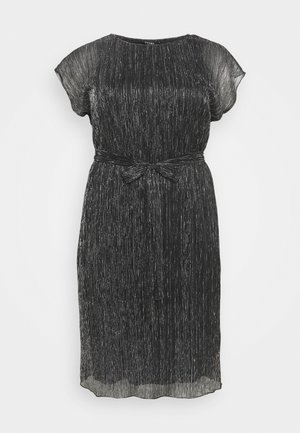 DRESS - Cocktailjurk - silver