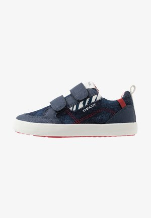 KILWI - Trainers - blue/red