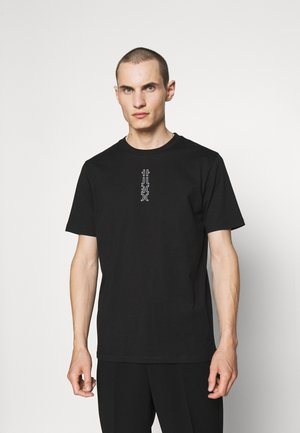 DURNED - Printtipaita - black