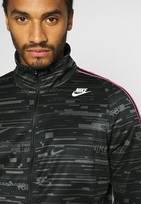 Nike Sportswear - Träningsjacka - black/iron grey - 5