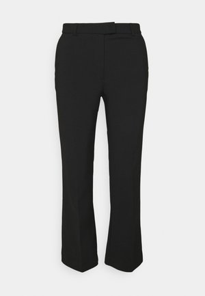 NOORA  - Trousers - black