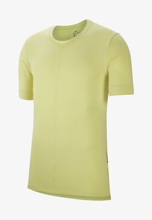 SHORT SLEEVE - Basic T-shirt - limette
