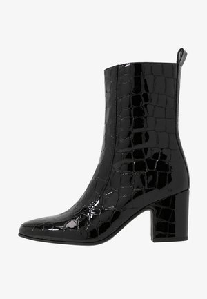 ARIA - Classic ankle boots - schwarz