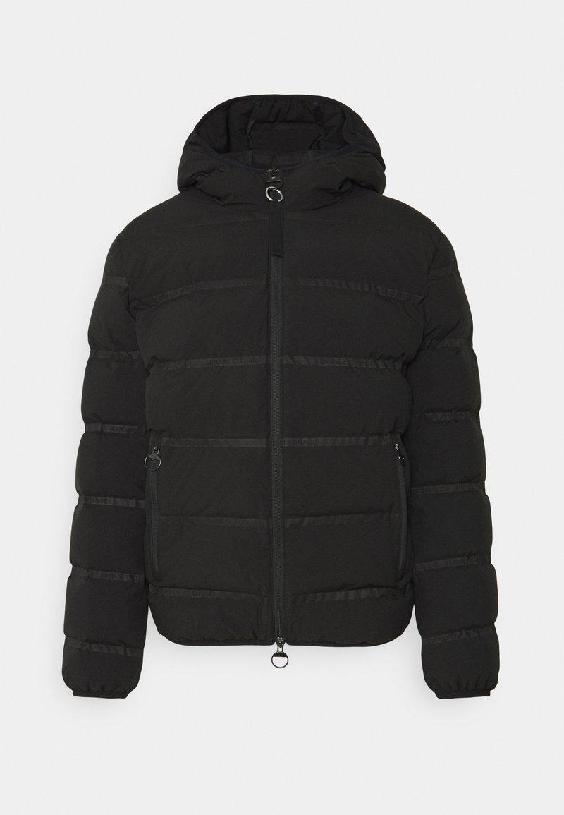 Armani Exchange - JACKET - Doudoune - black