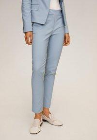 Mango - COFI7-N - Trousers - himmelblau - 0