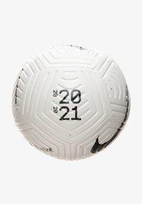 Nike Performance - STRIKE - Football - white / black / metallic gold - 0