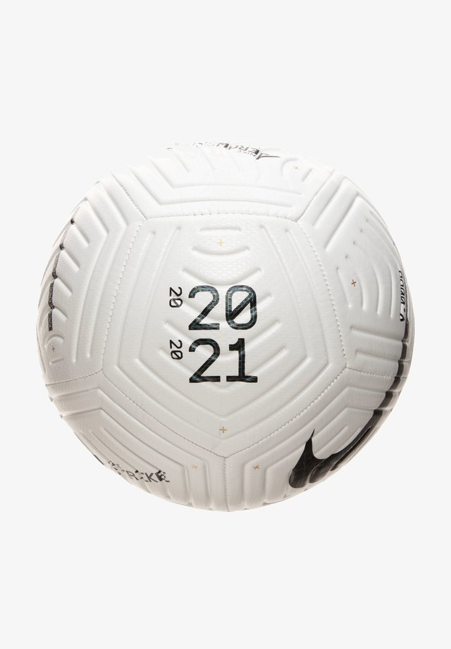 STRIKE - Piłka do piłki nożnej - white / black / metallic gold