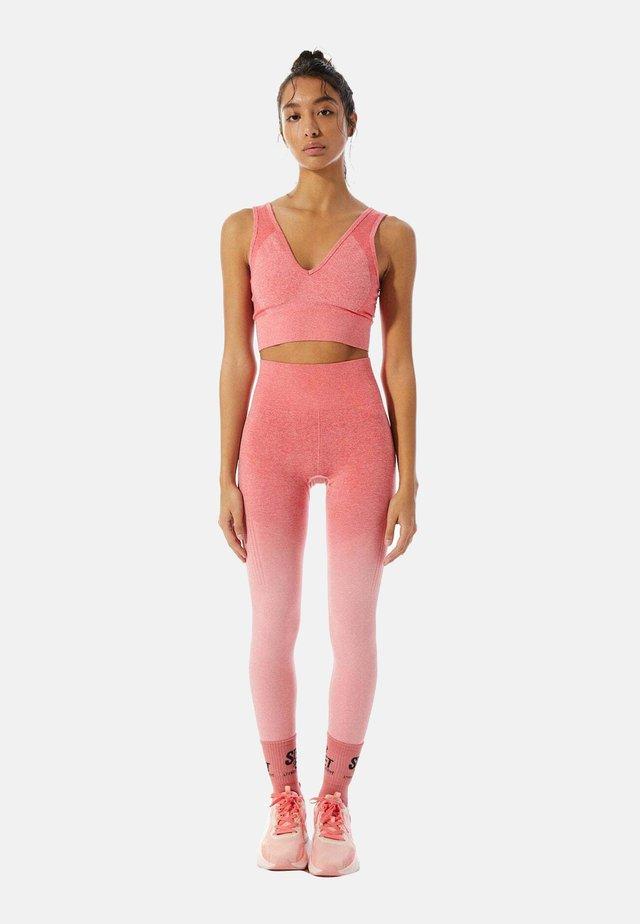 Punčochy - pink