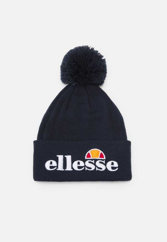 VELLY POM POM UNISEX - Bonnet - navy