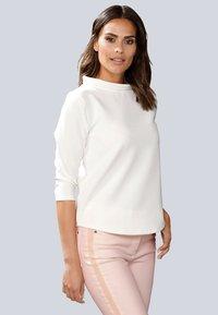 Alba Moda - Long sleeved top - off-white - 0