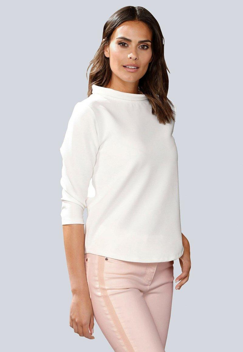 Alba Moda - Long sleeved top - off-white