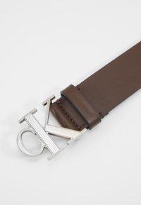 Calvin Klein Jeans - MONO HARDWARE - Pásek - brown - 2