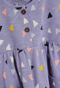 Next - Jersey dress - purple - 2