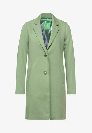 Short coat - grün